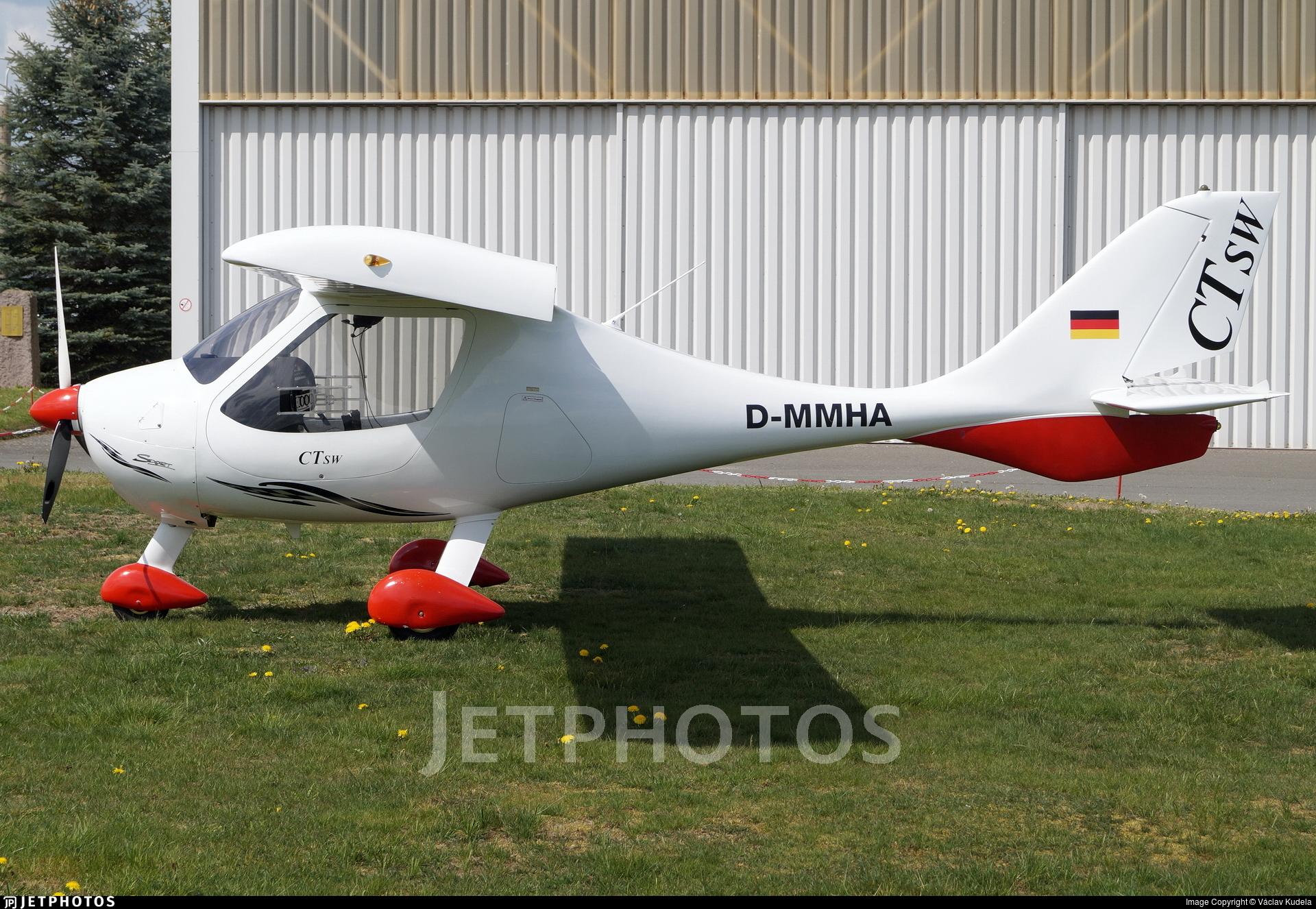 D-MMHA - Flight Design CT-SW - Private