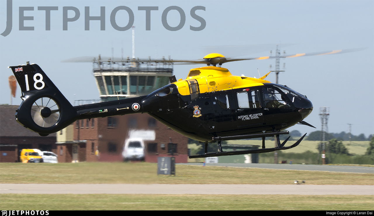 ZM518 - Airbus Helicopters H135M Juno HT.1 - United Kingdom - Defence Helicopter Flying School