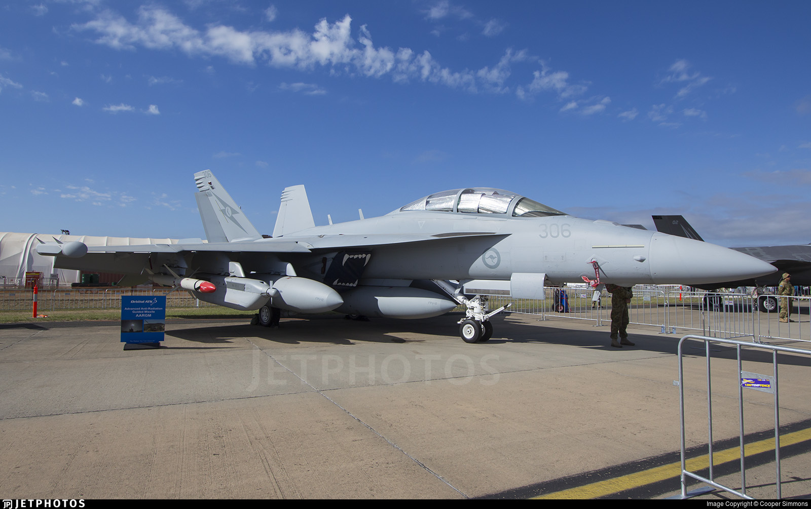 A46-306 | Boeing EA-18G Growler | Australia - Royal Australian Air ...