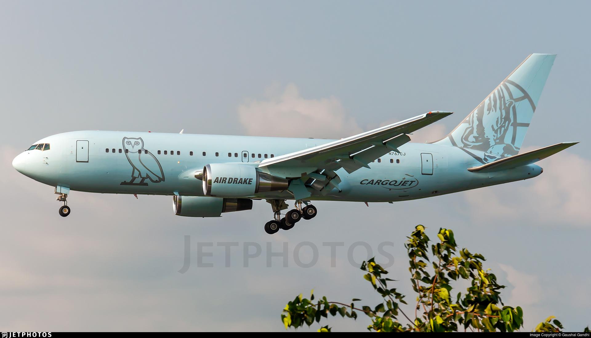 N767CJ - Boeing 767-24Q(ER) - Cargojet Airways