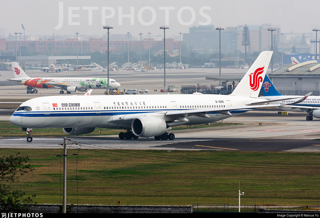 B-1085 - Airbus A350-941 - Air China