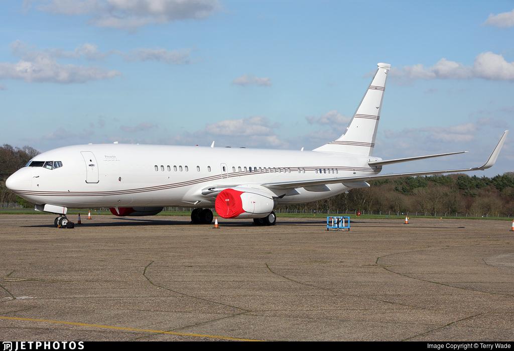 VP-COH - Boeing 737-8DR(BBJ2) - PrivatAir Saudi Arabia