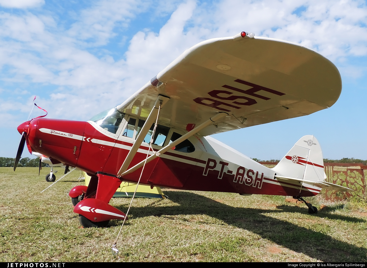 PT-ASH - Piper PA-20-135 Pacer - Private