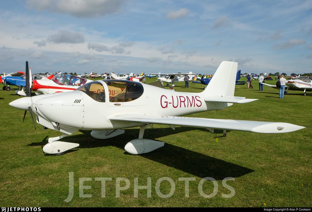 G-URMS - Europa XS Tri-Gear - Private