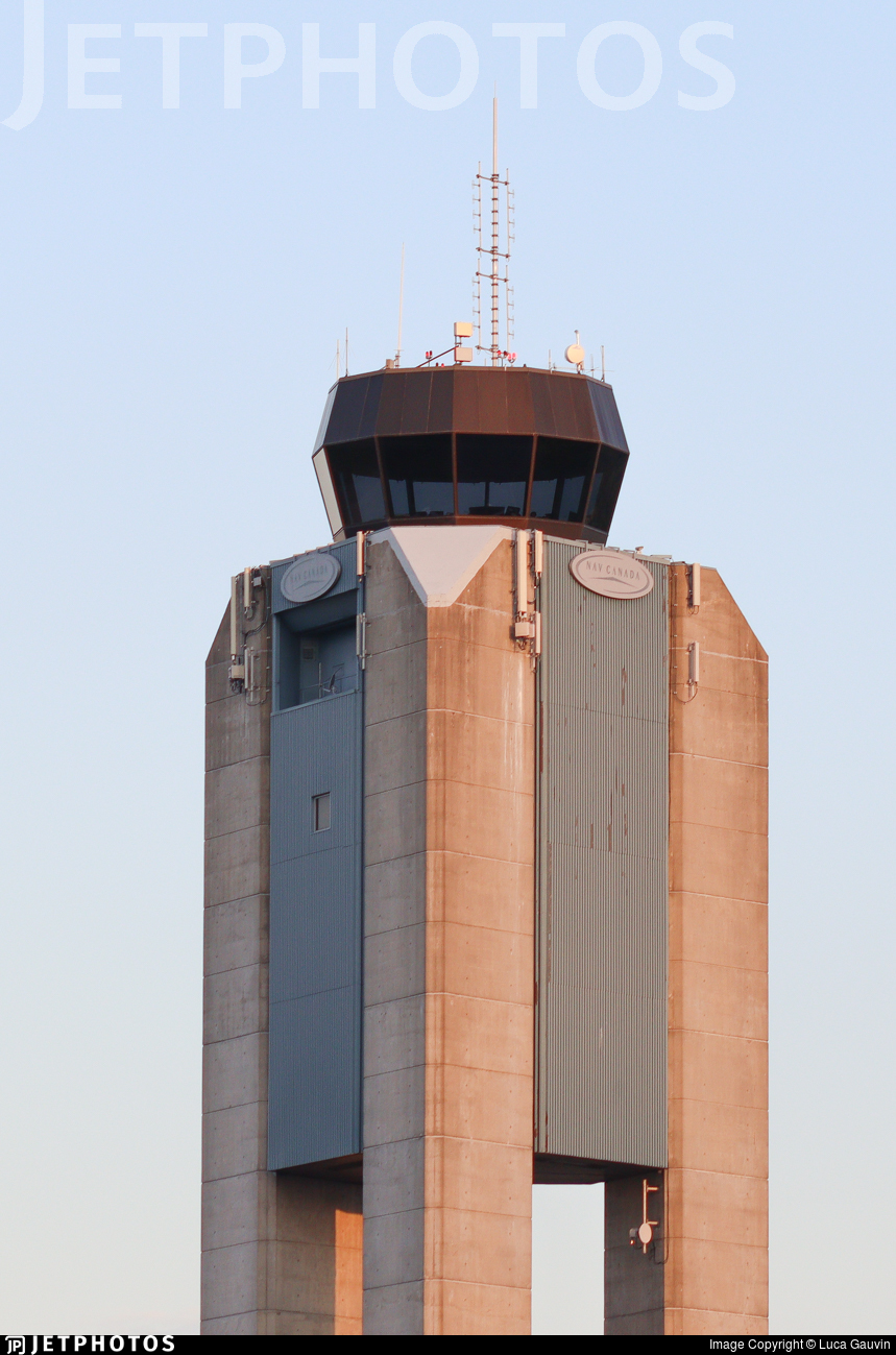 CYMX - Airport - Control Tower