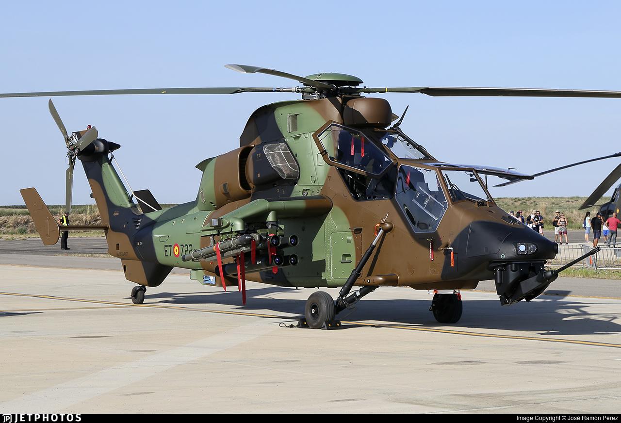 HA.28-22 - Eurocopter EC 665 Tiger HAD - Spain - Army