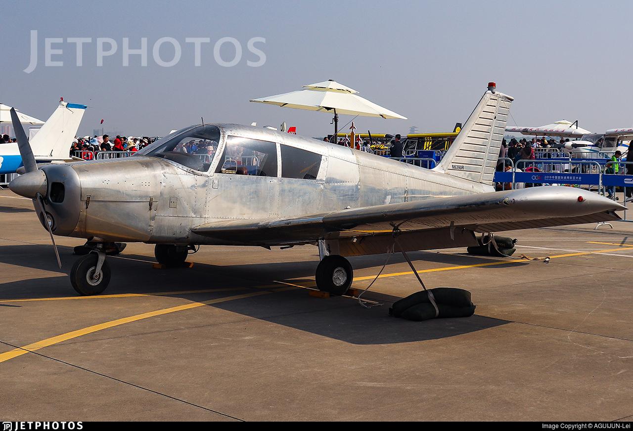 N6390R - Piper PA-28-140 Cherokee - Private