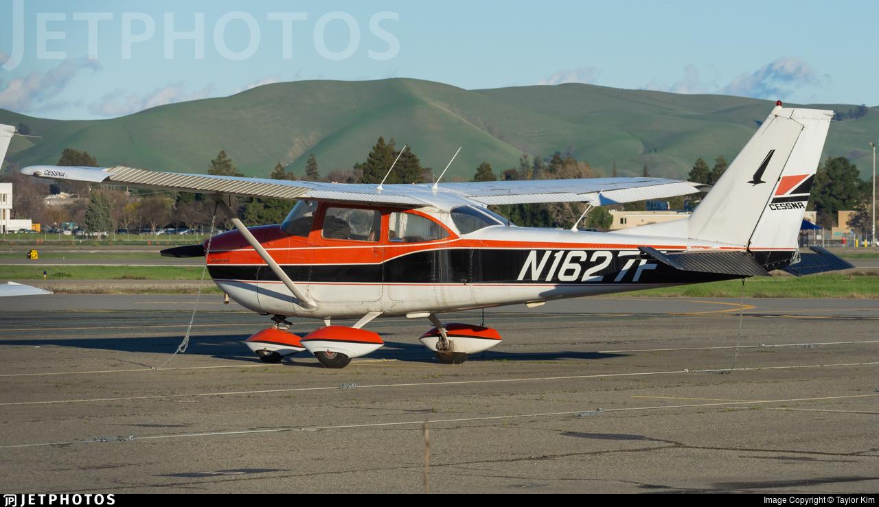 N1627F - Cessna 172H Skyhawk - Private