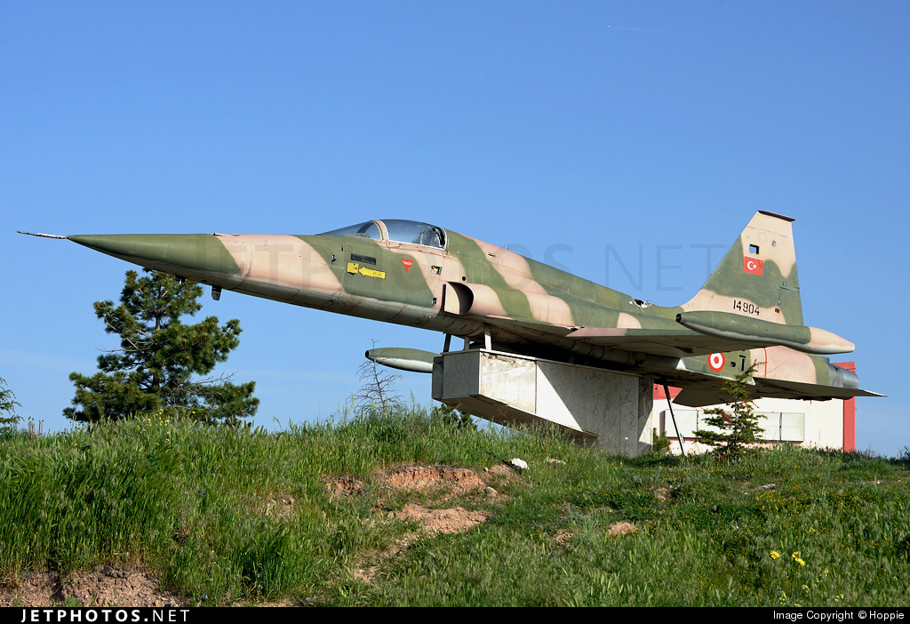 67-14904 - Northrop F-5A Freedom Fighter - Turkey - Air Force