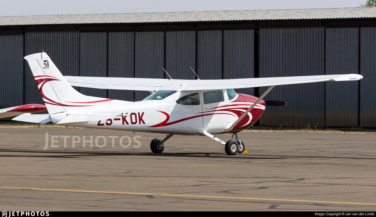 ZS-KOK - Cessna 182Q Skylane - Private