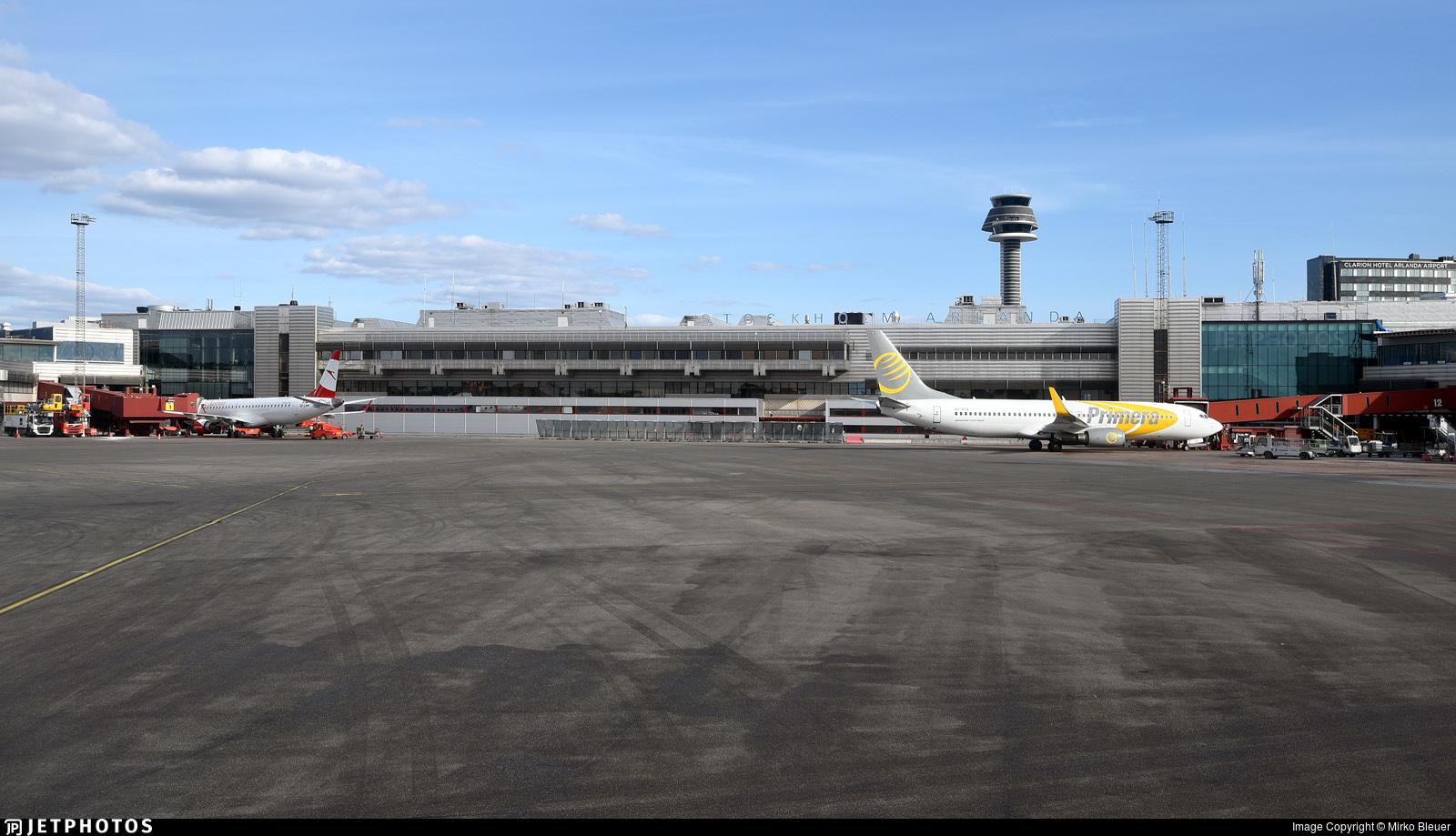 ESSA - Airport - Ramp