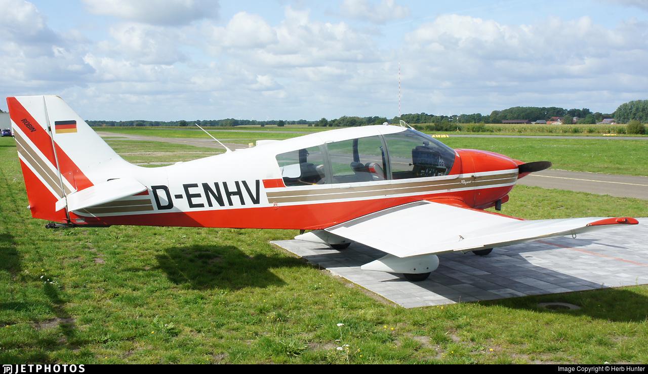 D-ENHV - Robin DR400/180 Régent - Private