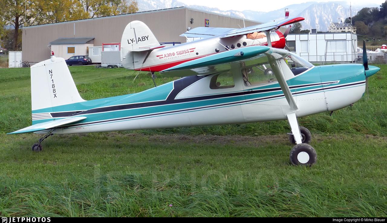 N7188X - Cessna 150A - Private