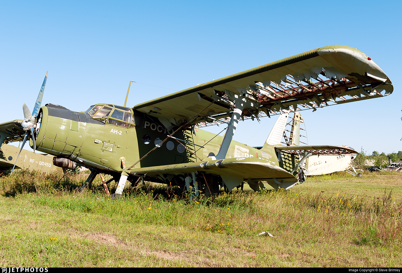 RF-02335 - PZL-Mielec An-2R - Private