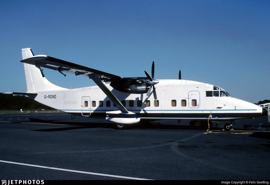 G-ROND - Short 360-100 - Streamline Aviation