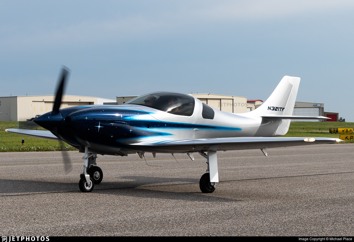 N321TF - Lancair Legacy - Private
