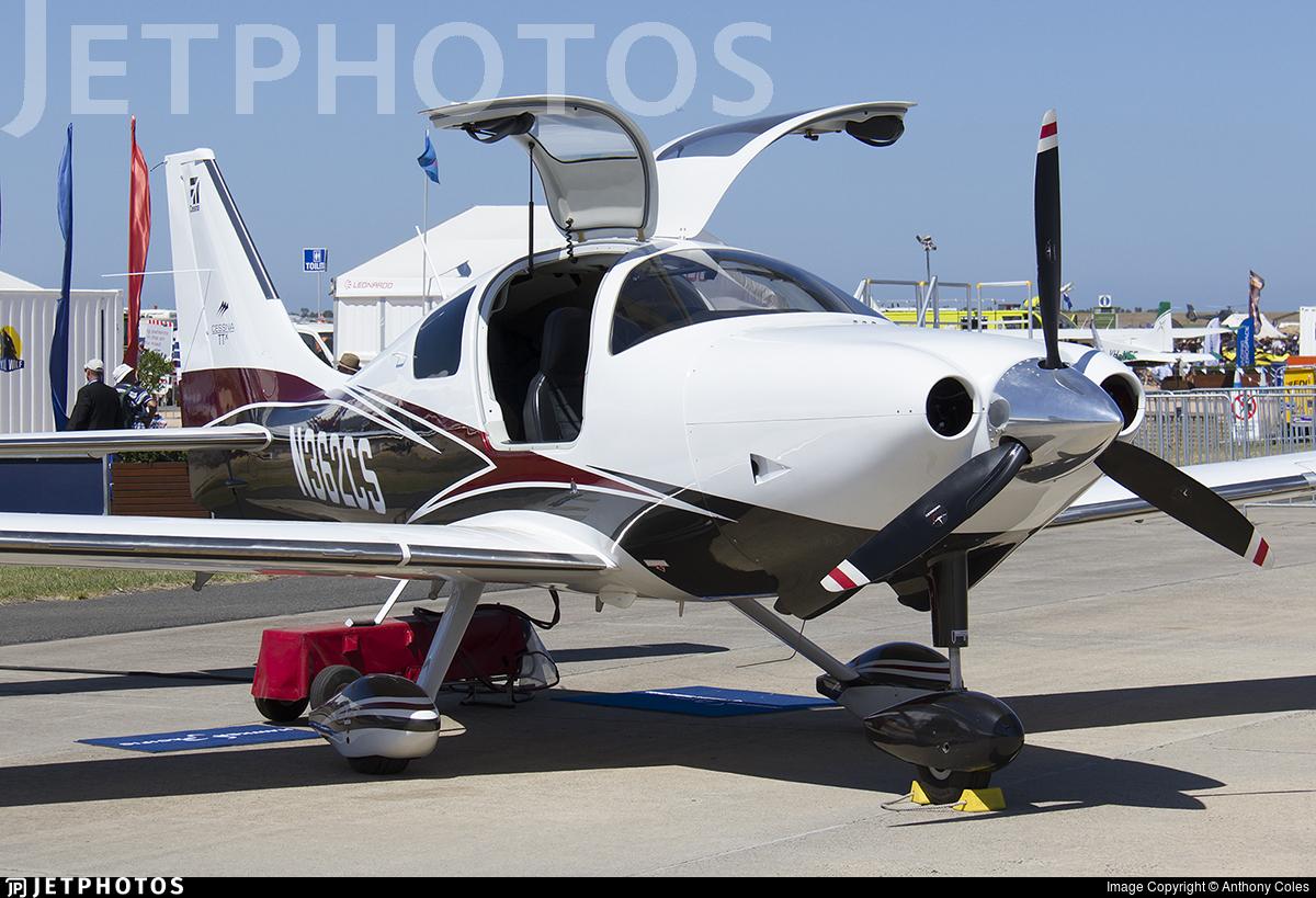 N362CS   Cessna 400 Corvalis TT   Cessna Aircraft Company   Anthony ...