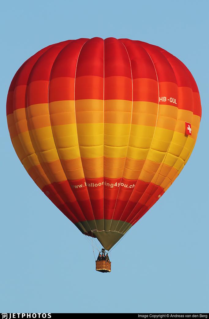 HB-QUL - Cameron A-180 - Ballonclub A1