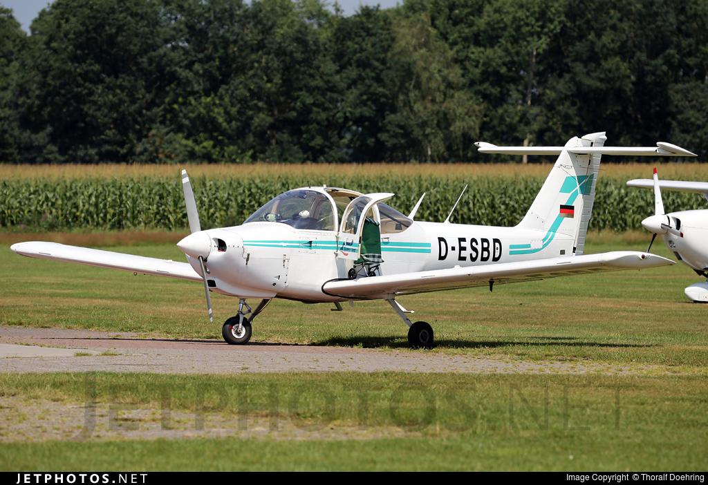 D-ESBD - Piper PA-38-112 Tomahawk - Private