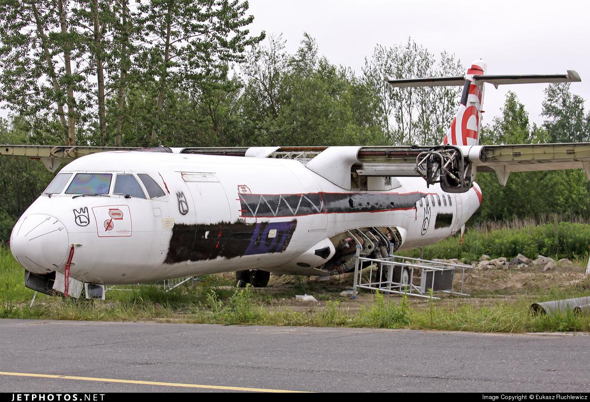 SP-LFD - ATR 72-202 - EuroLOT