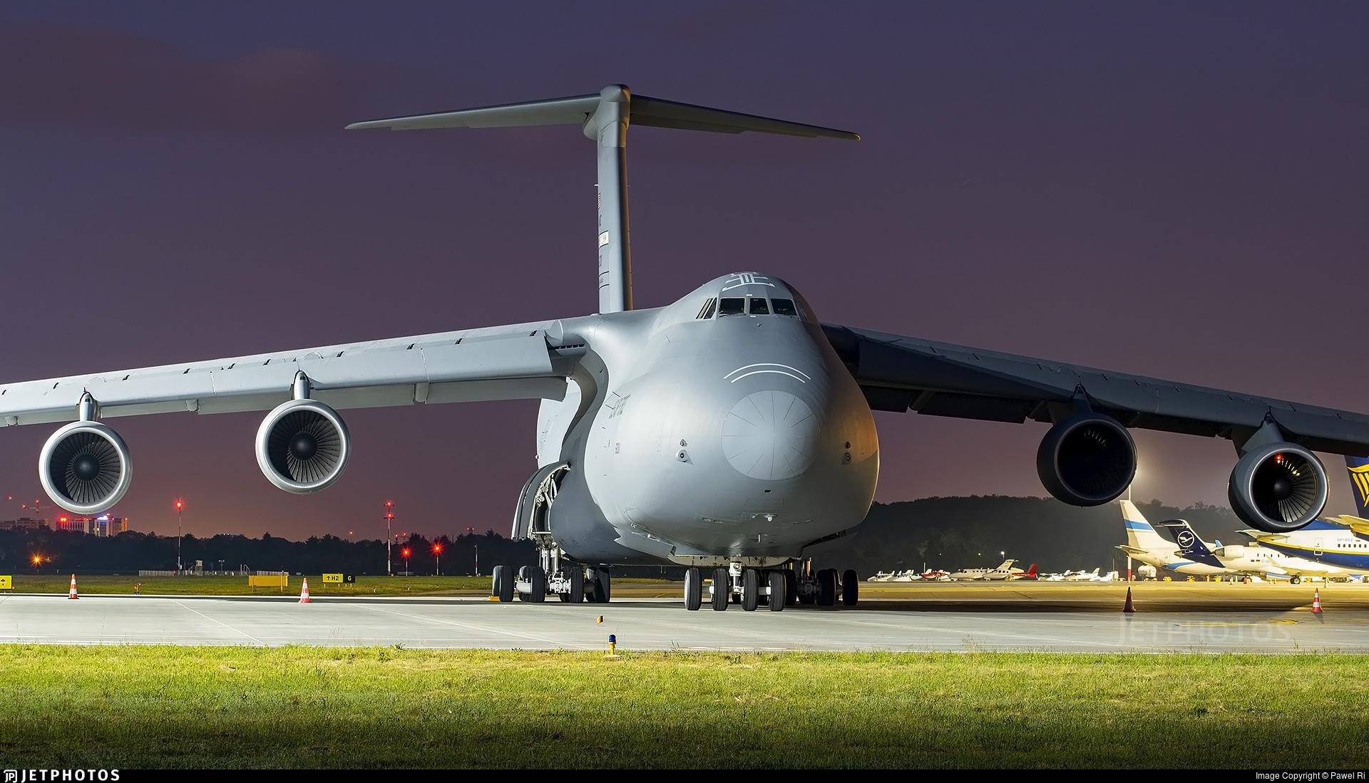 86-0011 - Lockheed C-5M Super Galaxy - United States - US Air Force (USAF)