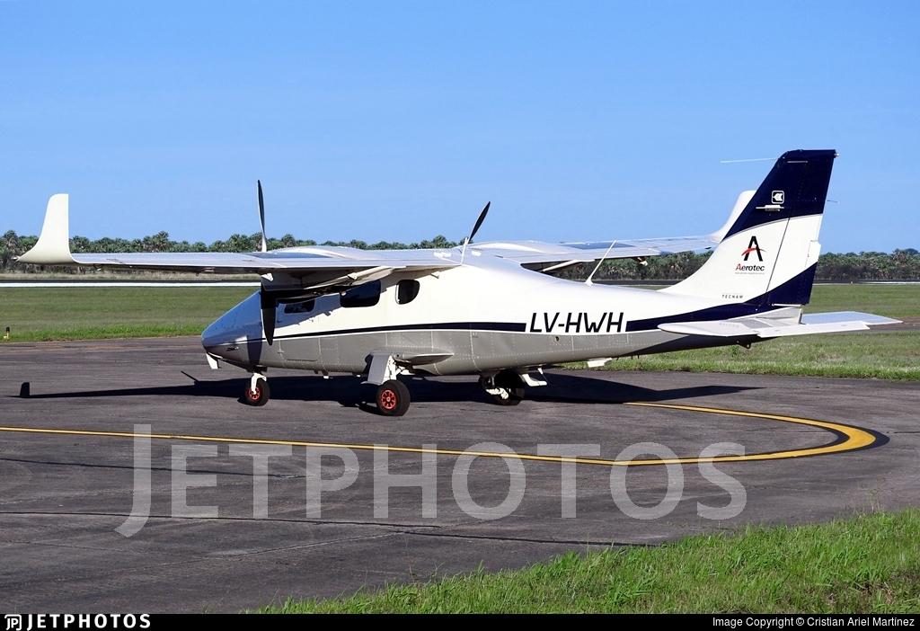 LV-HWH - Tecnam P2006T - Private