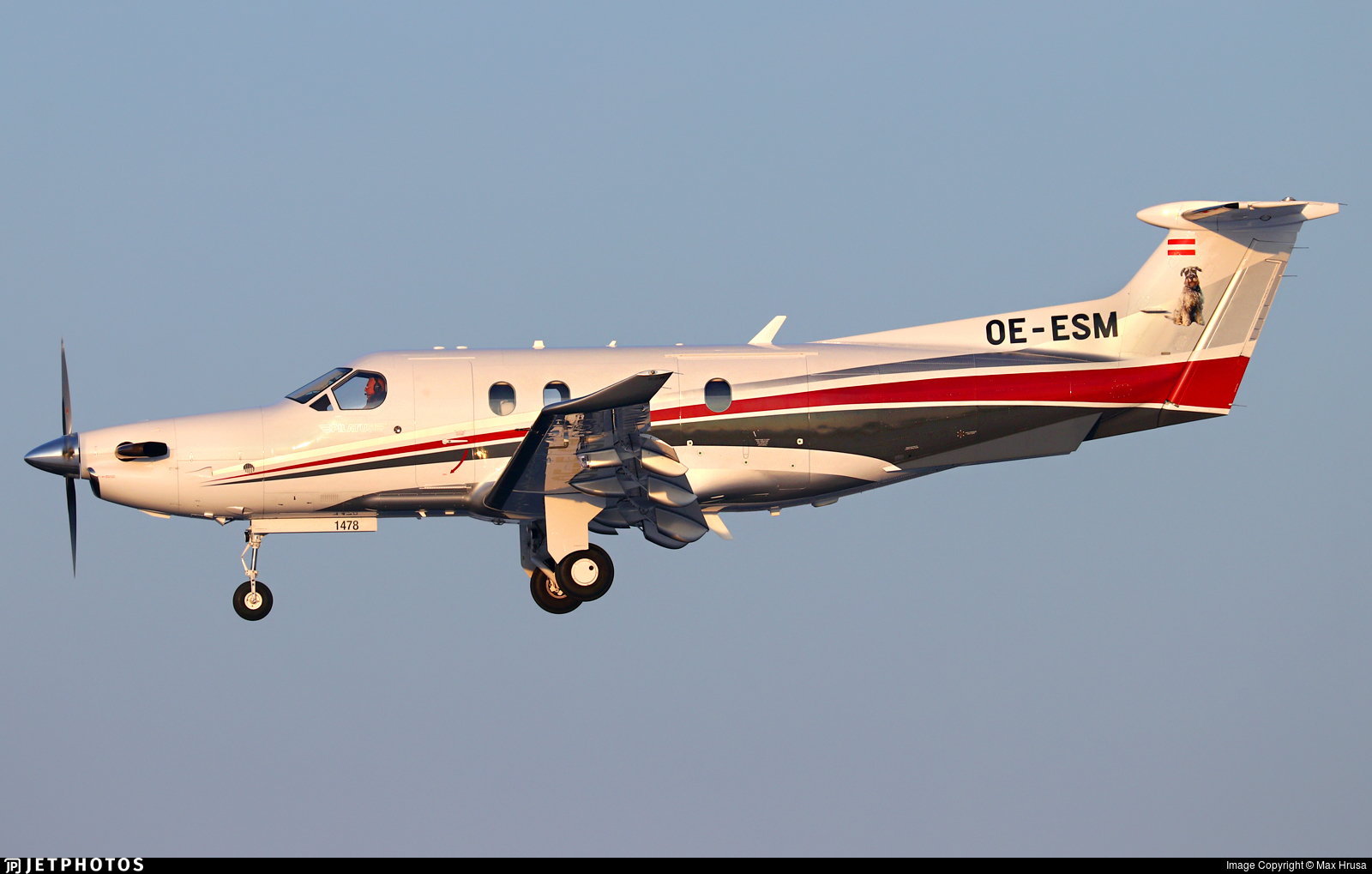 OE-ESM - Pilatus PC-12/47E - Private