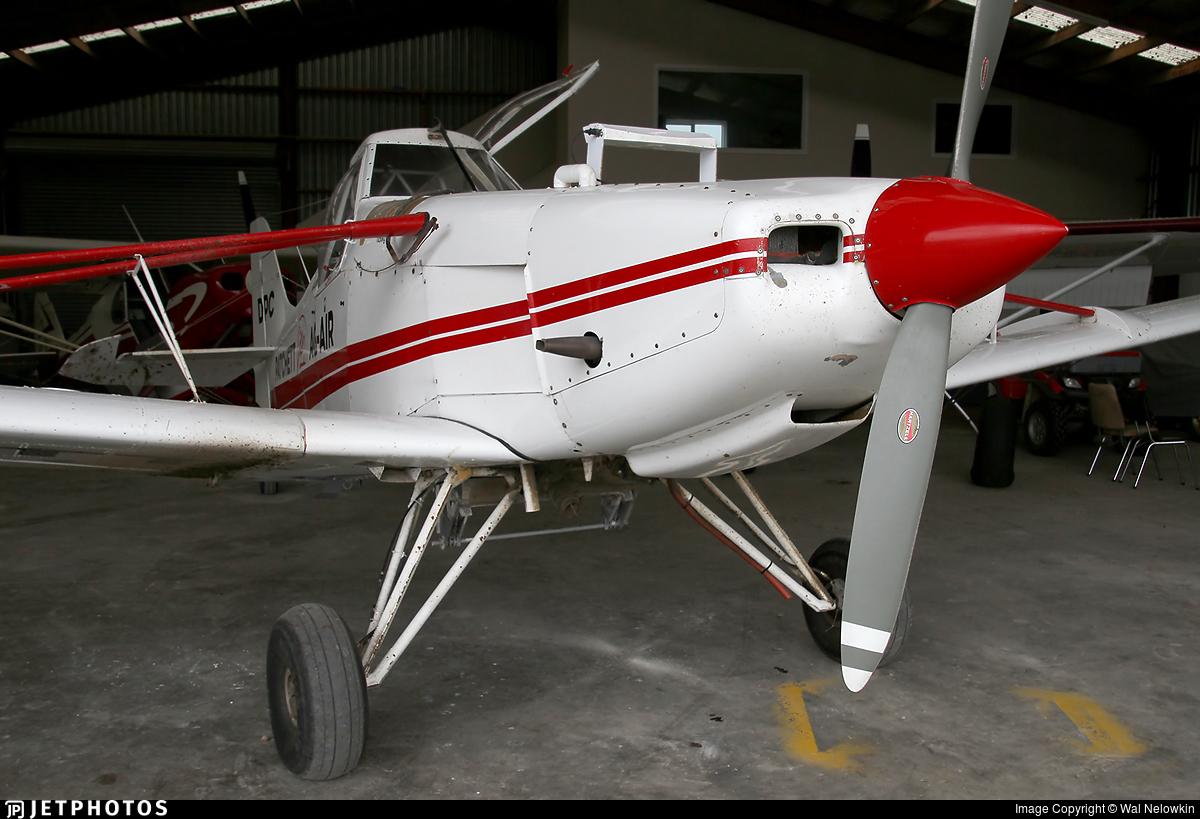 ZK-DPC - Gippsland GA-200 Fatman - Patchett Ag-Air