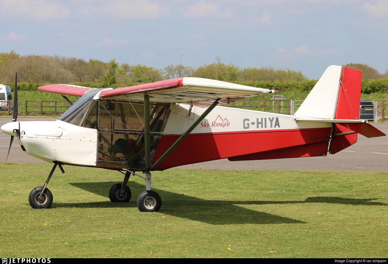 G-HIYA - Skyranger 912(2) - Private