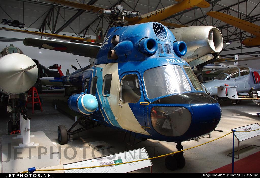 B-2530 - PZL-Swidnik Mi-2 Hoplite - Czech Republic - Police