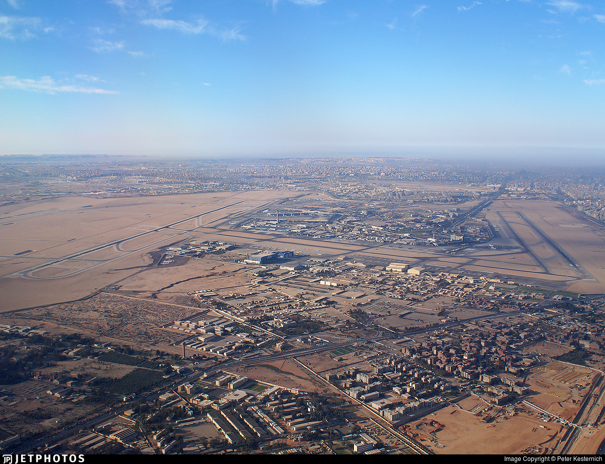 HECA - Airport - Airport Overview