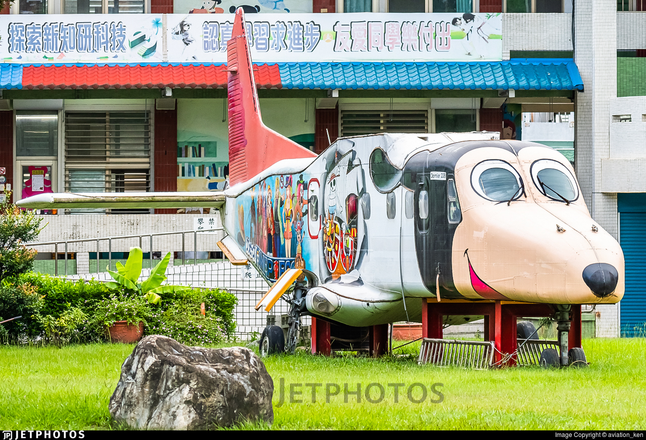 B-55561 - Dornier Do-228-212 - Daily Air Corporation