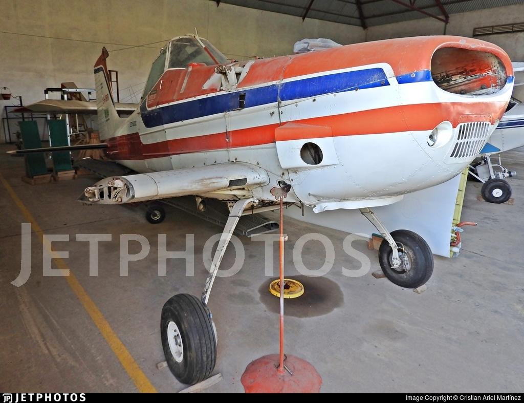 LV-YBR - Cessna A188B Ag Truck - Private