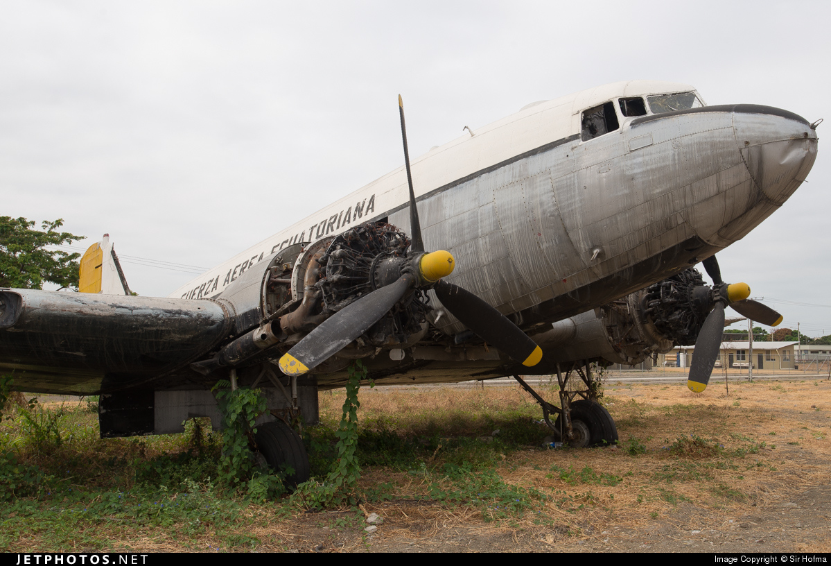 FAE49785 - Douglas C-47B Skytrain - Ecuador - Air Force