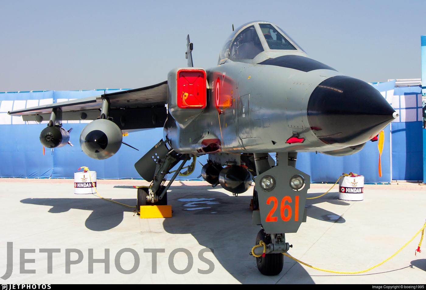 JS261 - Sepecat Jaguar IS - India - Air Force