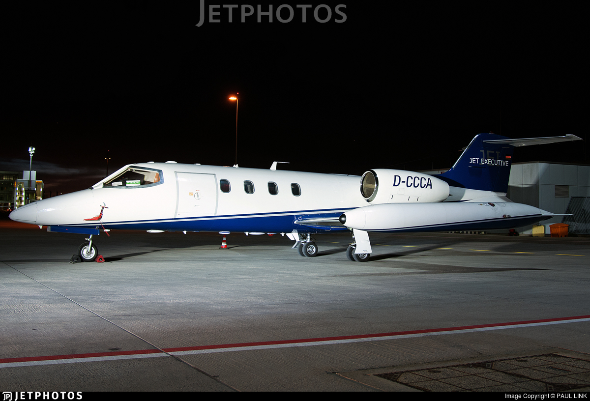 D-CCCA - Bombardier Learjet 35A - Jet Executive