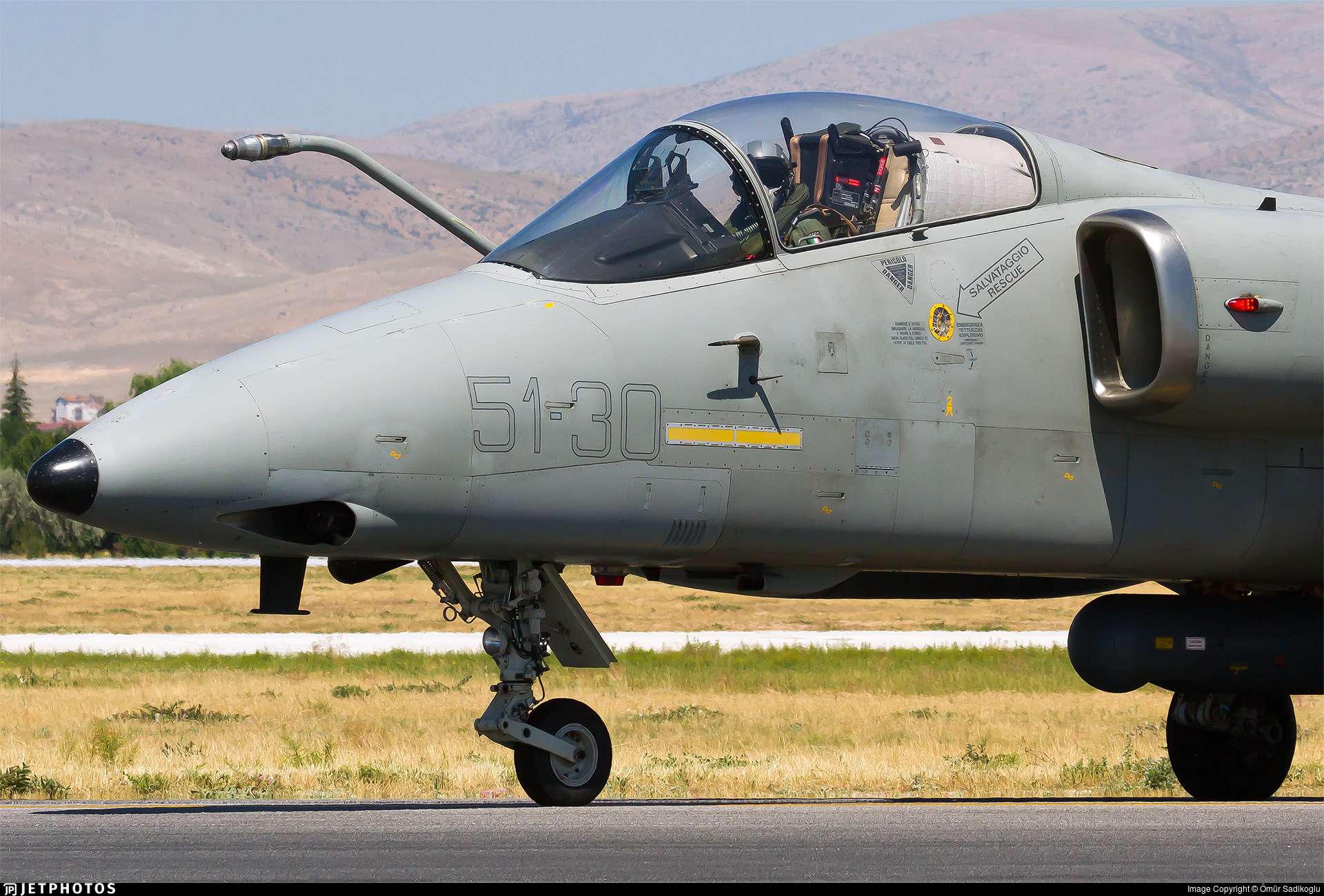 MM7170 - Alenia/Aermacchi/Embraer AMX - Italy - Air Force
