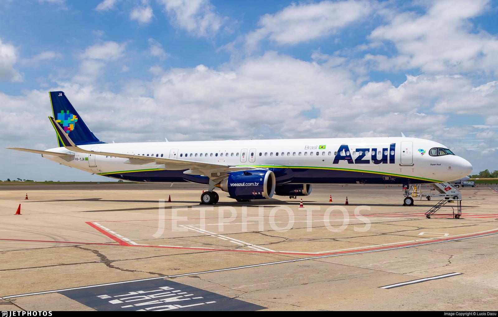PR-YJA - Airbus A321-251NX - Azul Linhas Aéreas Brasileiras