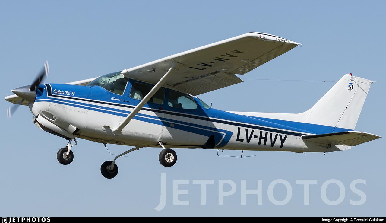 LV-HVY - Cessna 172RG Cutlass RG II - Private