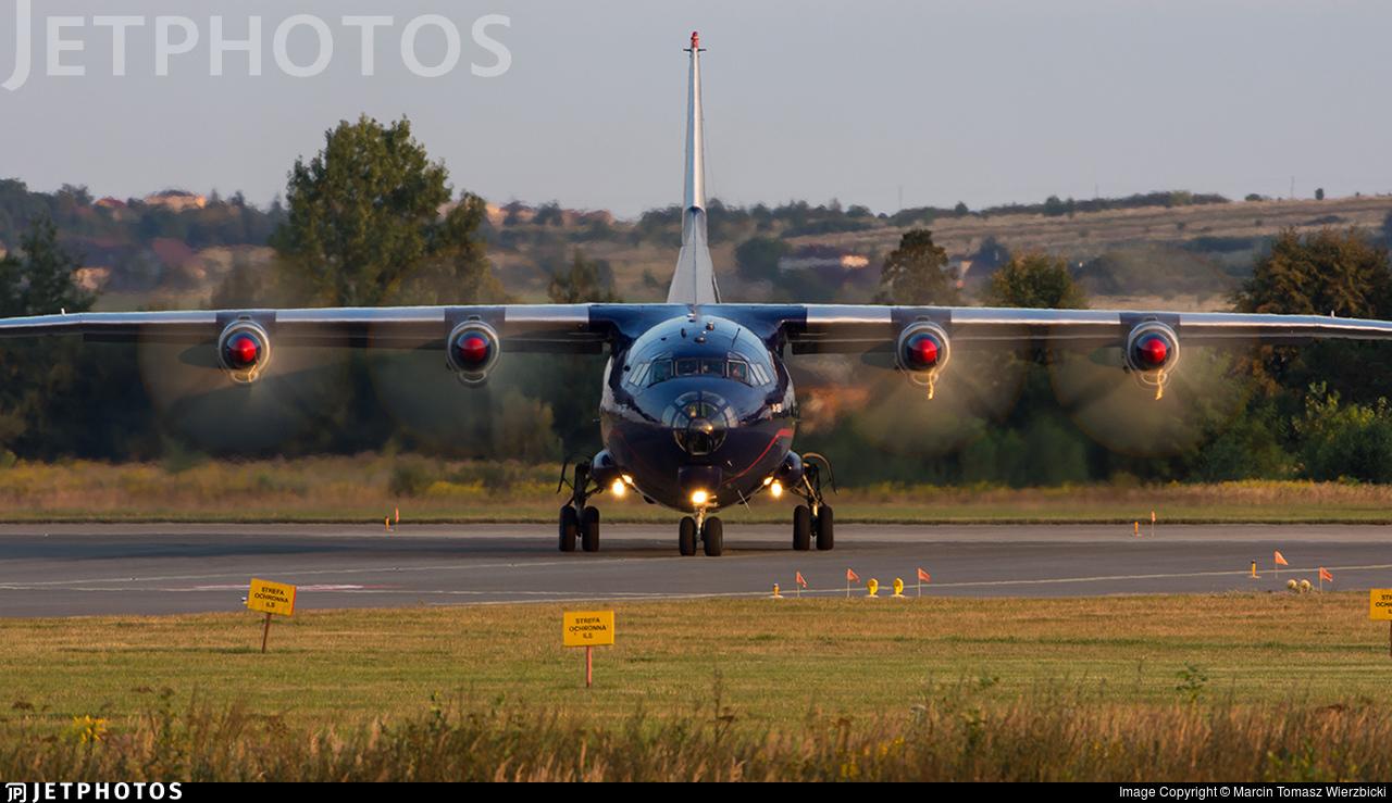 UR-CZZ - Antonov An-12BP - Ukraine Air Alliance (UAA)