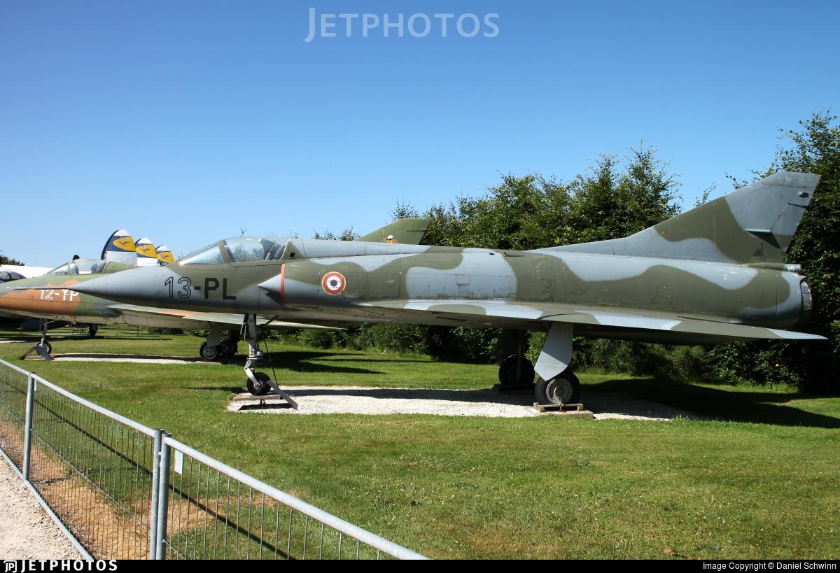 35 - Dassault Mirage 5BA - France - Air Force