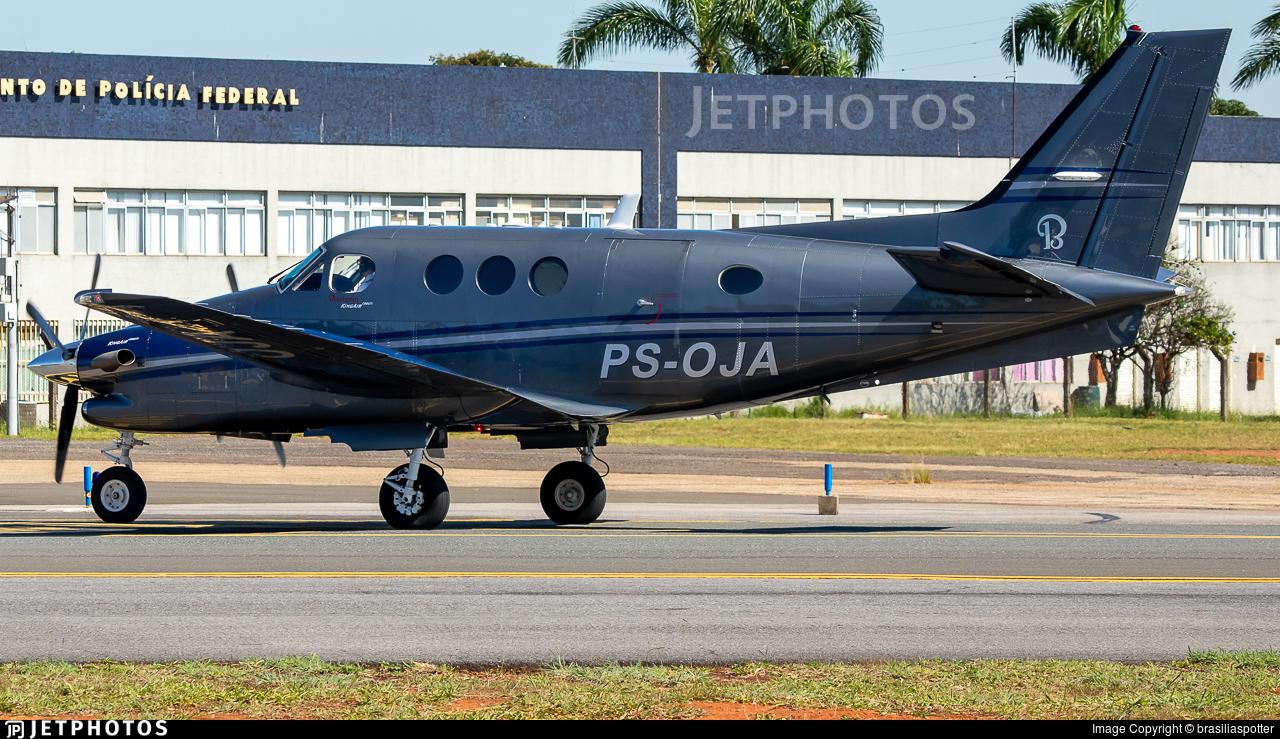 PS-OJA - Beechcraft C90GTi King Air - Private