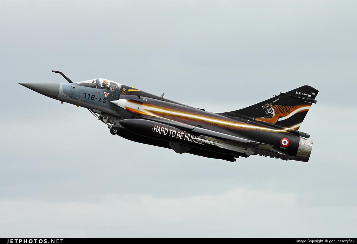 51 - Dassault Mirage 2000-5F - France - Air Force