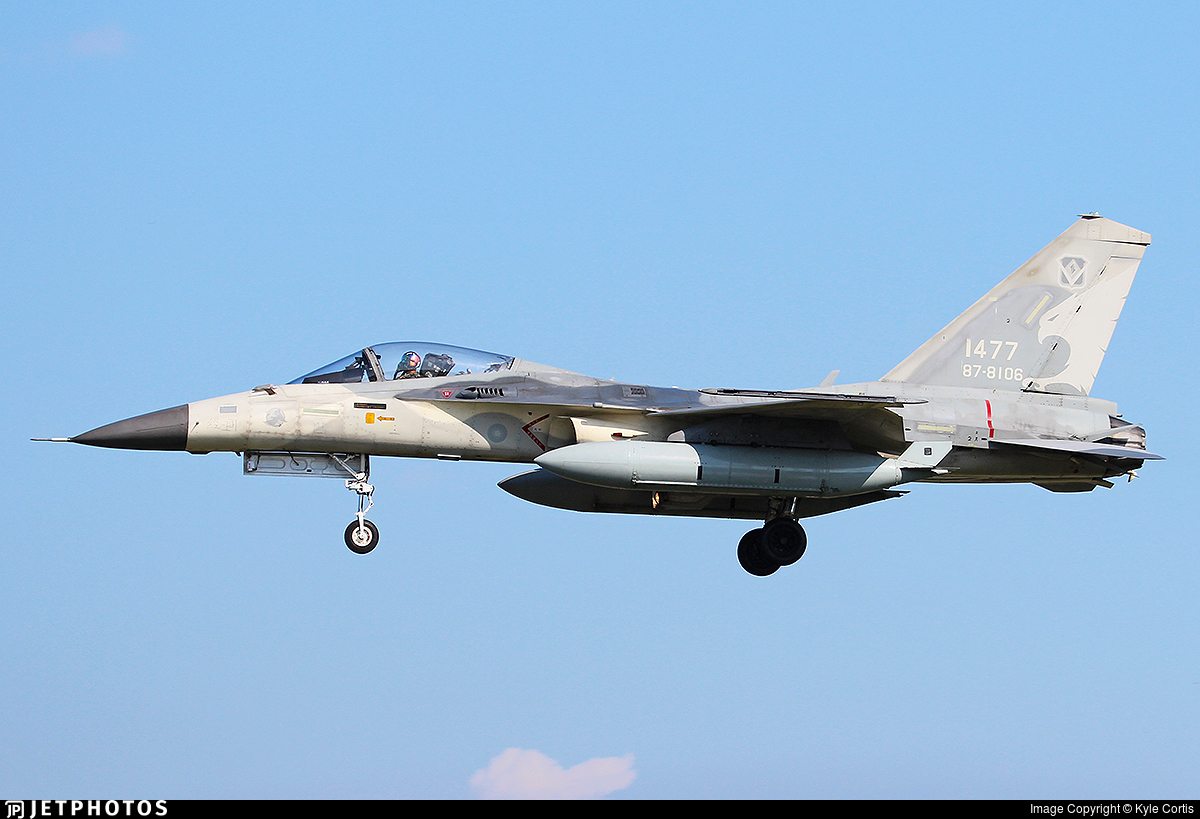 1477 - AIDC F-CK-1C Ching Kuo - Taiwan - Air Force