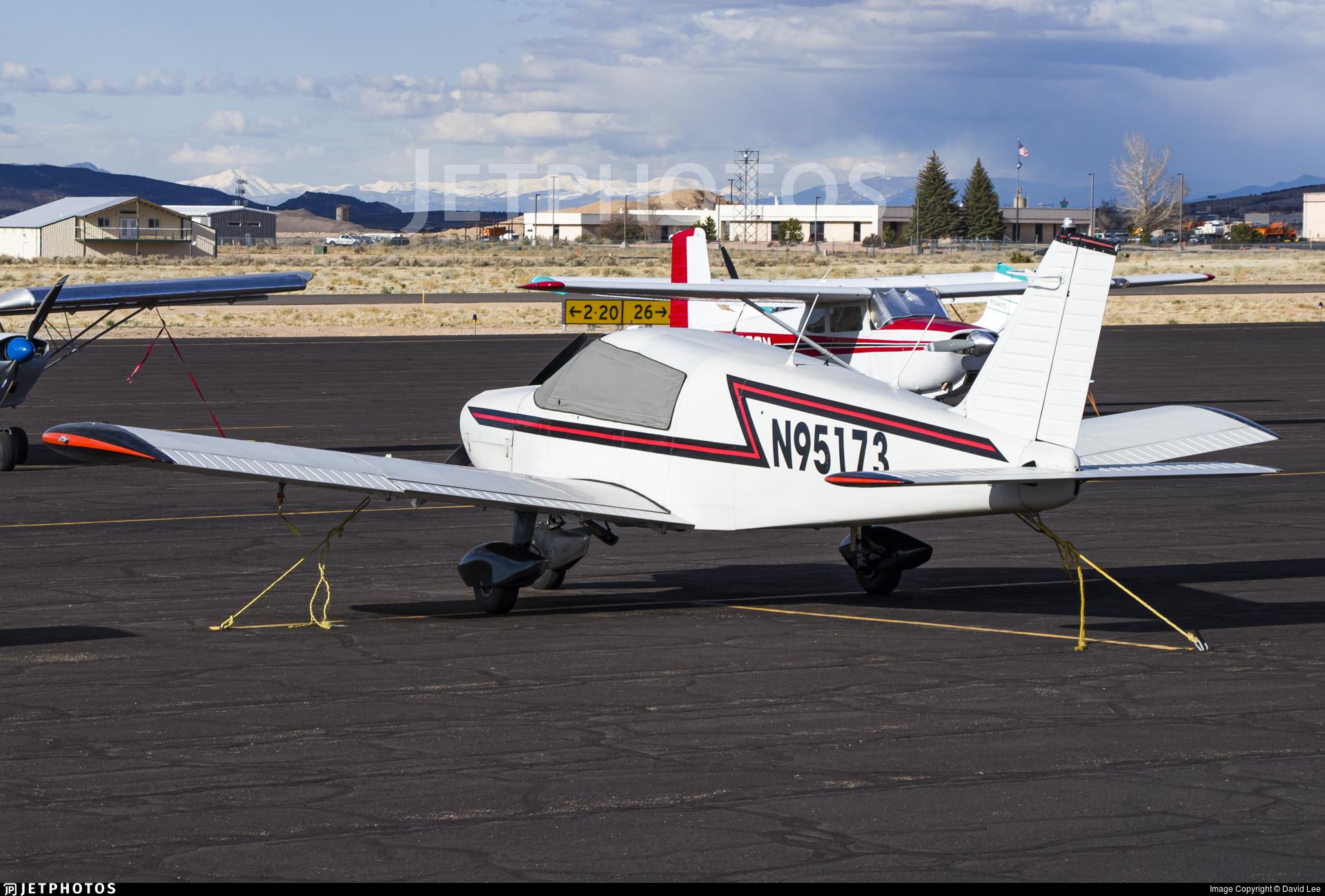N95173 - Piper PA-28-140 Cherokee - Private
