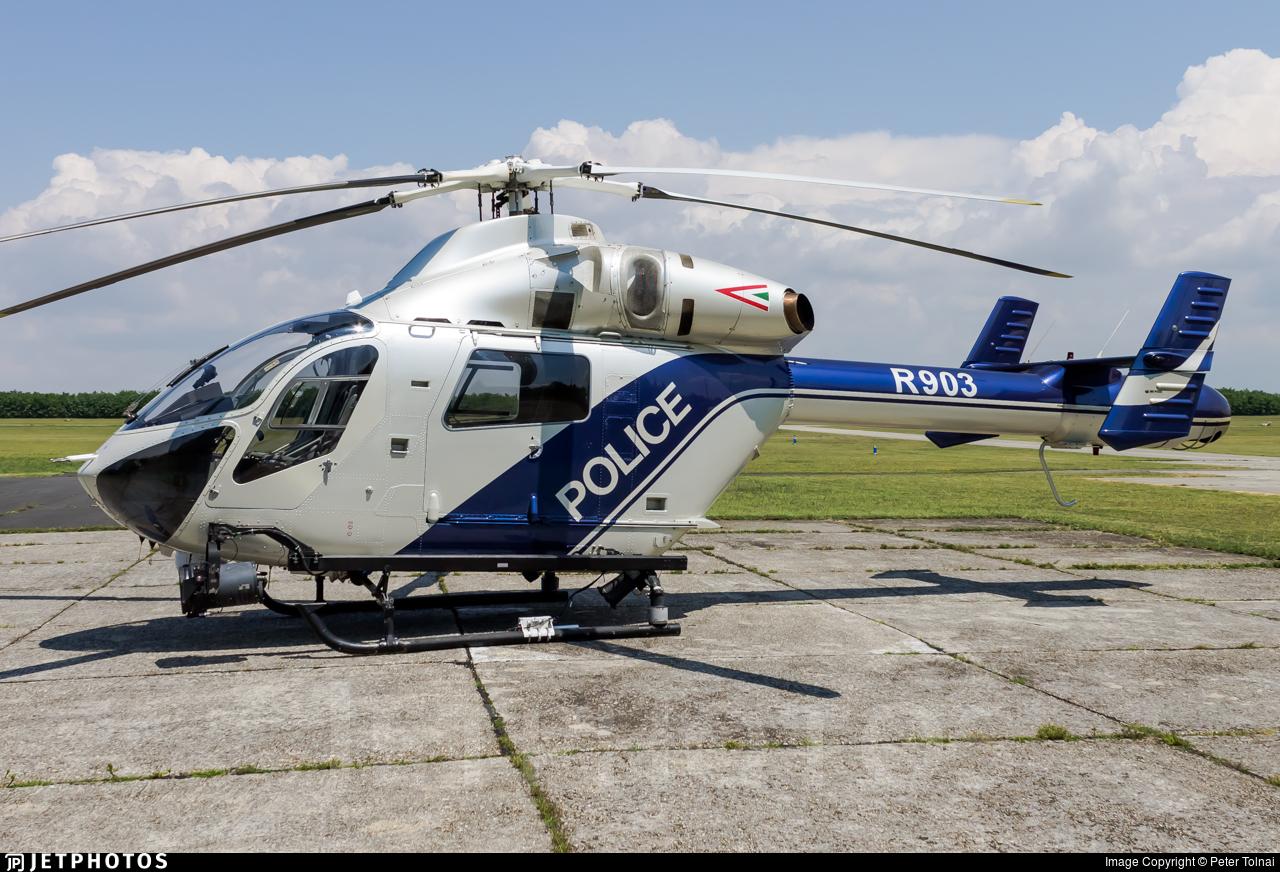 R903 - McDonnell Douglas MD-902 Explorer II - Hungary - Police