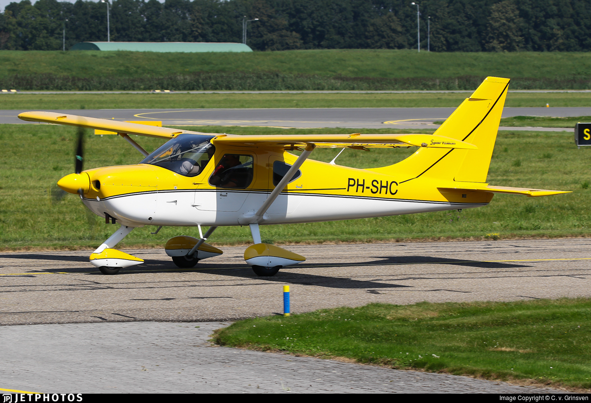 PH-SHC - Glasair Aviation GS-2 Sportsman 2+2 - Private
