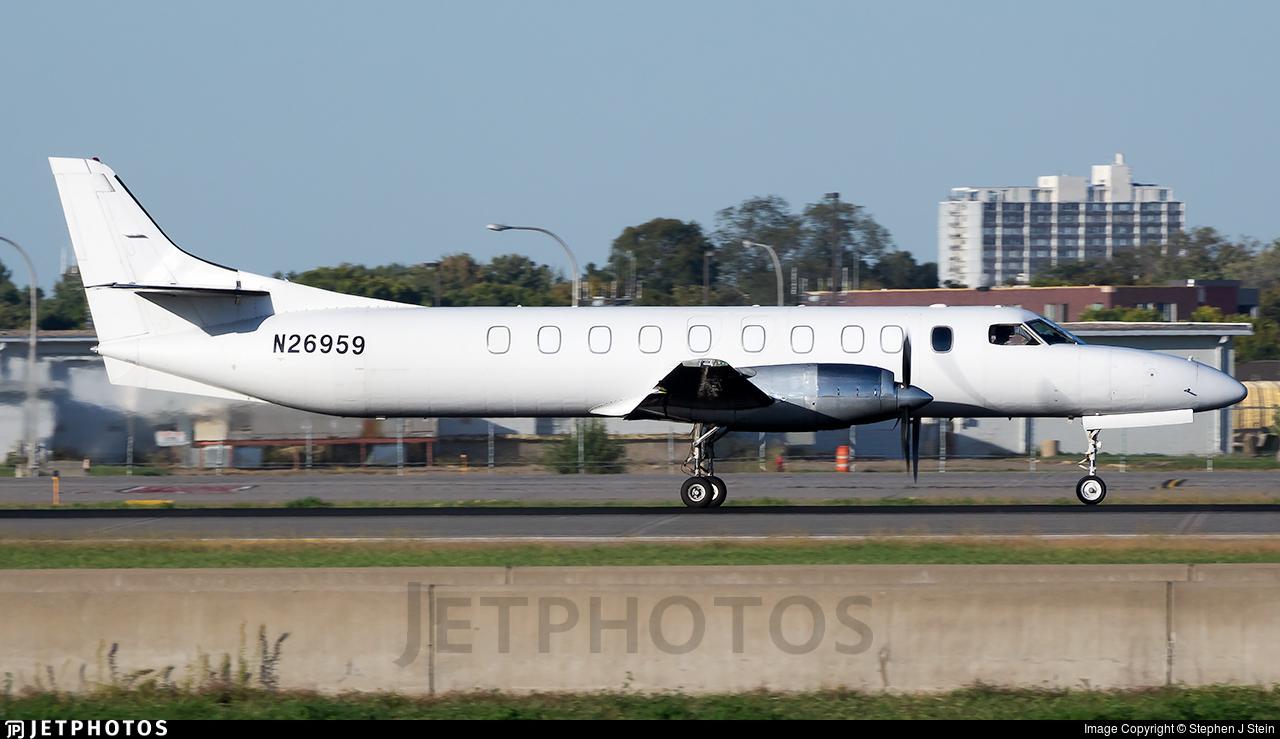 N26959 - Fairchild SA227-AC Metro III - Bemidji Aviation Services