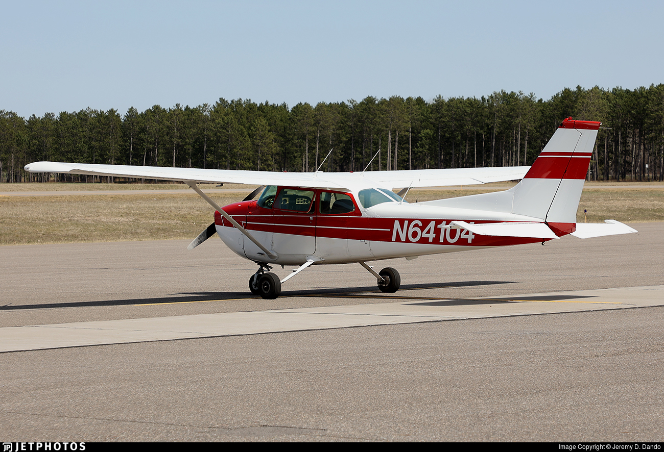 N64104 - Cessna 172M Skyhawk - Private