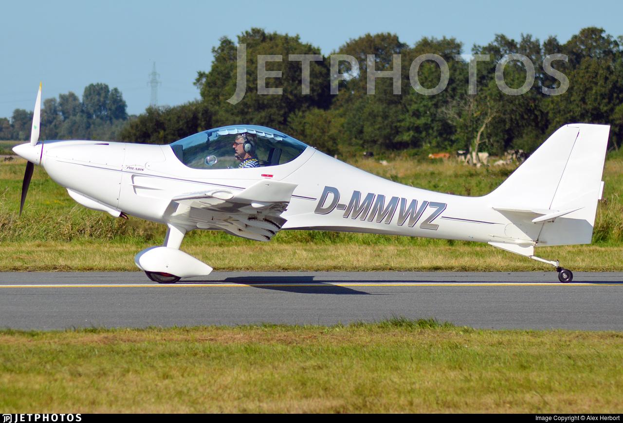 D-MMWZ - FK-Lightplanes FK-14 B2 Polaris - Private